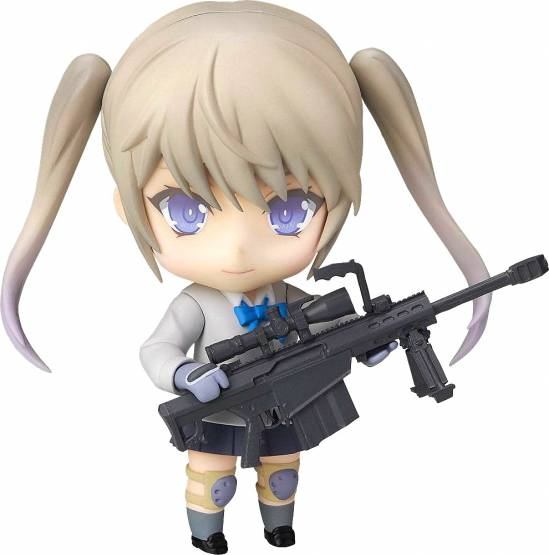 Maria Teruyasu (Little Armory) Nendoroid 953 Actionfigur 10cm TOMYTEC