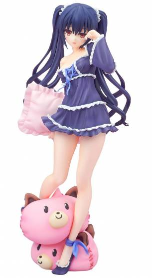 Neptunia Noire Wake Up Version (Hyperdimension Neptunia) PVC-Statue 1/8 22cm Broccoli