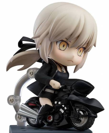Saber/Altria Pendragon Shinjuku Version & Cuirassier Noir (Fate/Grand Order) Nendoroid 1142-DX Actionfigur 10cm Good Smile Company