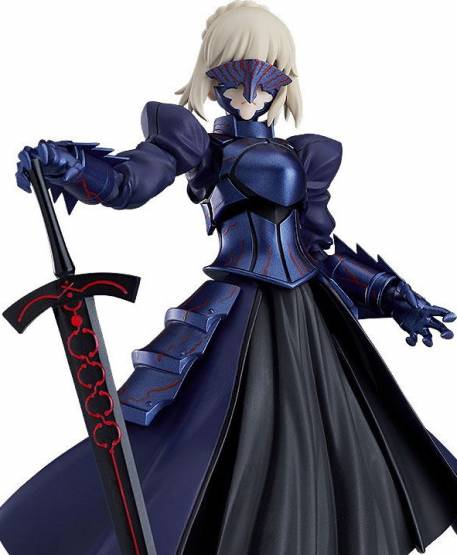 Saber Alter 2.0 (Fate/Stay Night) Figma 432 Actionfigur 14cm Max Factory