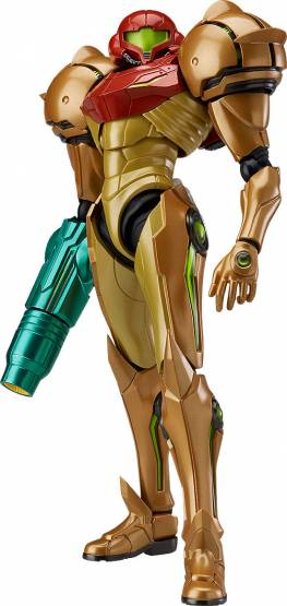 Samus Aran Prime 3 Version (Metroid Prime 3 Corruption) Figma 349 Actionfigur 16cm Good Smile Company -NEUAUFLAGE-