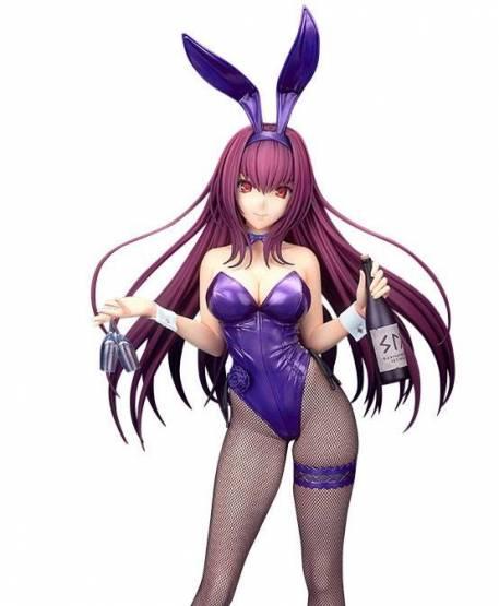 Scathach Sashiugatsu Bunny Version (Fate/Grand Order) PVC-Statue 1/7 29cm Alter