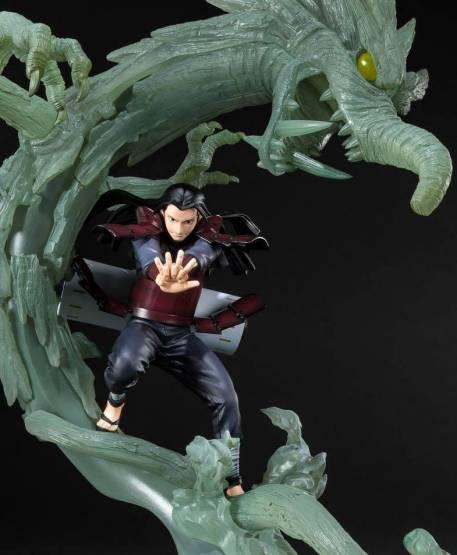 Senju Hashirama Kizuna Relation (Naruto Shippuden) FiguartsZERO PVC-Statue 19cm Bandai Tamashii Nations