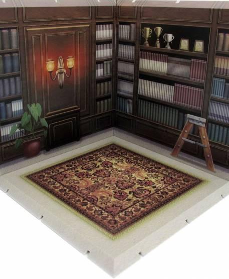Study Dioramansion 150 Zubehör-Set für Nendoroid und Figma Actionfiguren von PLM -NEUAUFLAGE-