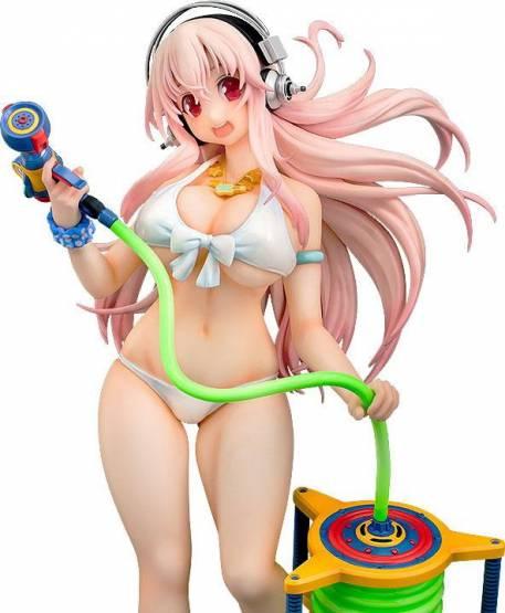 Super Sonico SK PBS Version (Senran Kagura x Super Sonico) PVC-Statue 1/7 25cm Phat