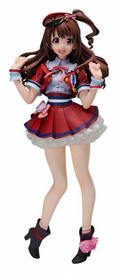 Uzuki Shimamura New Generations Version (The Idolmaster Cinderella Girls) PVC-Statue 1/8 22cm FREEing