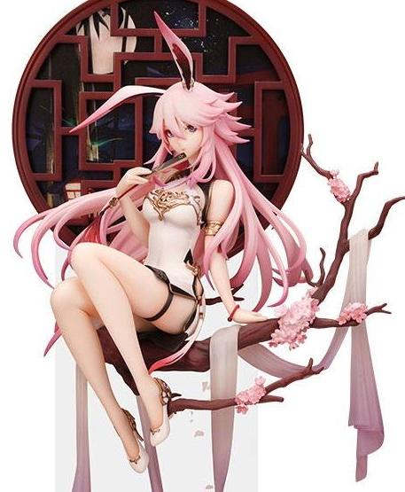 Yae Sakura Mandarin Gown Version (Honkai Impact 3rd) PVC-Statue 1/8 30cm miHoYo
