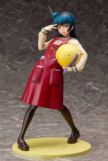 Yoshiko Tsushima Gamers Numazu Version (Love Live! Sunshine!!) PVC-Statue 1/7 24cm Broccoli