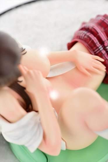 Cover Girl Hina Nanami designed by Matsuri Warabino (Comic Namaiki) PVC-Statue 1/5 14cm Orca Toys