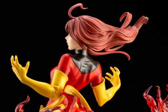 Dark Phoenix Rebirth (Marvel Bishoujo) PVC-Statue 1/7 23cm Kotobukiya