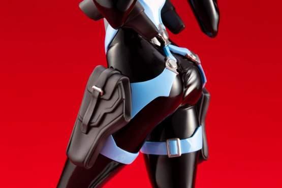 Domino (Marvel Bishoujo) PVC-Statue 1/7 22cm Kotobukiya