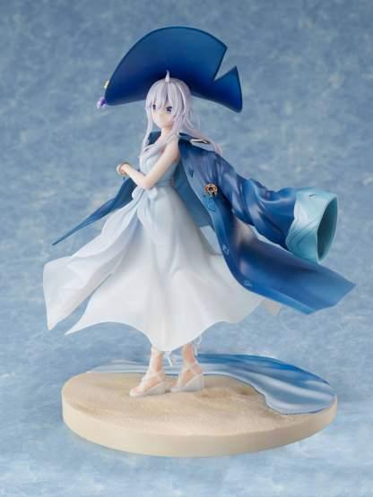 Elaina Summer One-Piece Dress Version (Majo no Tabitabi) PVC-Statue 1/7 27cm FuRyu