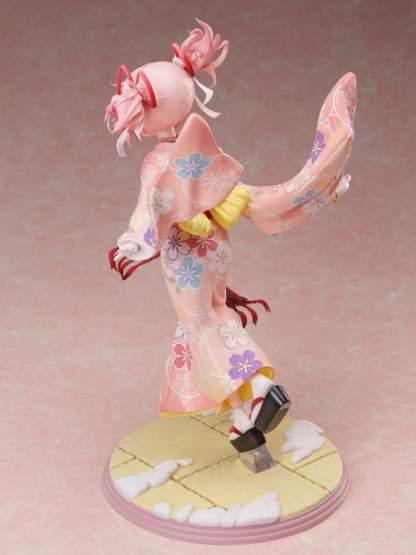 Madoka Kaname Kimono Version (Puella Magi Madoka Magica Side Story Magia Record) PVC-Statue 1/7 22cm FuRyu