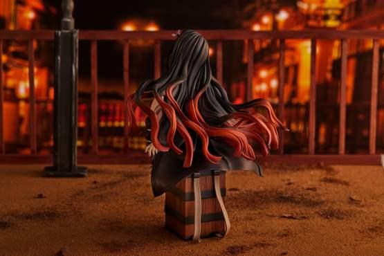 Nezuko Kamado (Demon Slayer Kimetsu no Yaiba) PVC-Statue 1/8 16cm Aniplex