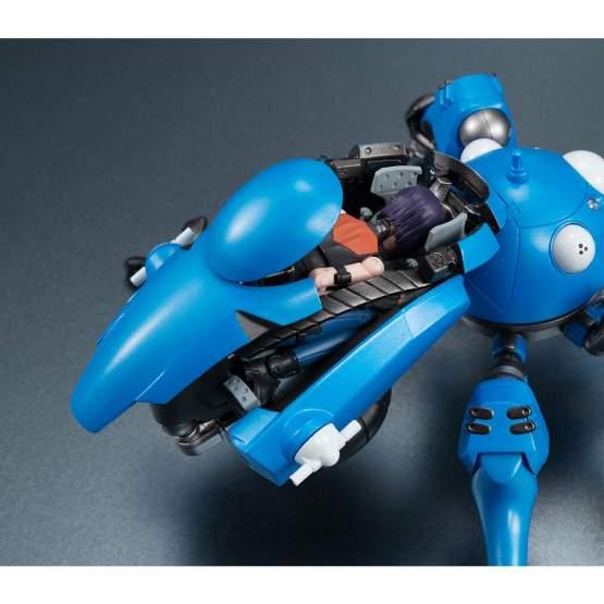 SAC_2045 Tachikoma & Kusanagi Motoko (Ghost in the Shell) Variable Action Hi-Spec Actionfigur 11cm Megahouse