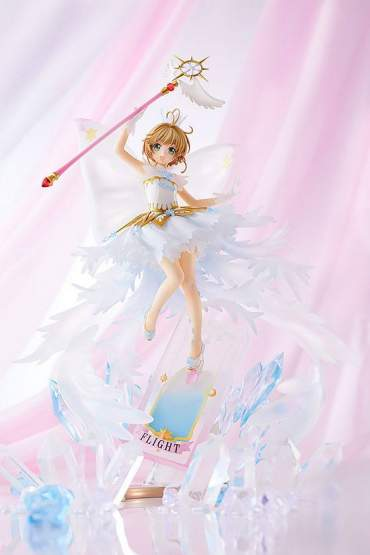 Sakura Kinomoto: Hello Brand New World (Cardcaptor Sakura: Clear Card) PVC-Statue 1/7 36cm Good Smile Company