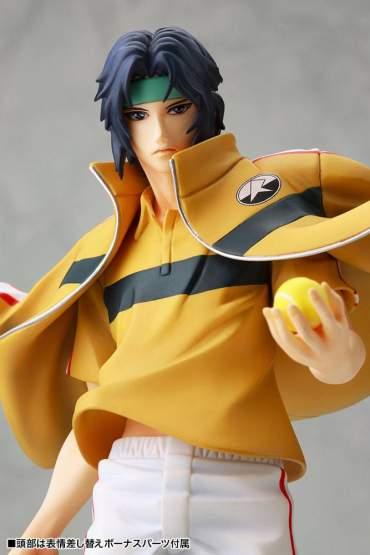 Seiichi Yukimura Renewal Package Version (Prince of Tennis 2) ARTFXJ PVC-Statue 1/8 21cm Kotobukiya