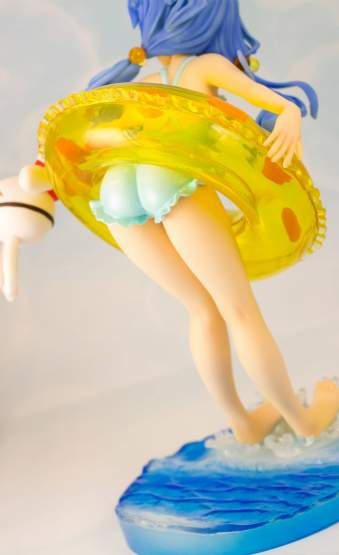 Yoshino Splash Summer Version (Date A Live) PVC-Statue 1/7 21cm PLUM