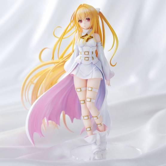 Golden Darkness White Transformer Version (To Love-Ru Darkness) PVC-Statue 1/6 20cm Union Creative