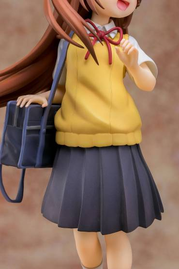 Komari Koshigaya (Non Non Biyori Movie Vacation) PVC-Statue 1/7 18cm Fots Japan