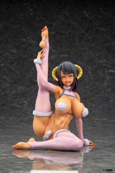 Pacola Tanned Version (Oideyo! Mizuryu Land) PVC-Statue 1/6 22cm Q-Six