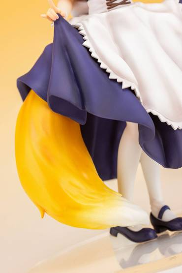 Senko Maid Version (Sewayaki Kitsune no Senko-san) PMMA (PVC-L)-Statue 1/7 20cm Fots Japan