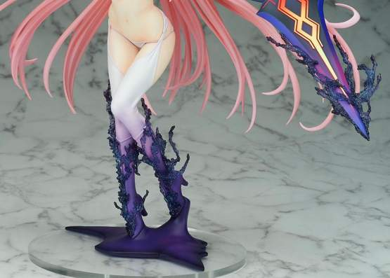 Alisia Heart Yamiochi Version (Dungeon Travelers 2) PVC-Statue 35cm Flare