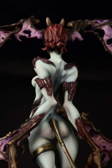 Devilman Lady The Extreme Devil (Devilman) PVC-Statue 45cm Orca Toys