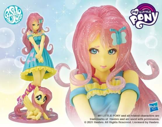 Fluttershy Limited Edition Bishoujo (Mein kleines Pony / My little Pony) PVC-Statue 1/7 22cm Kotobukiya