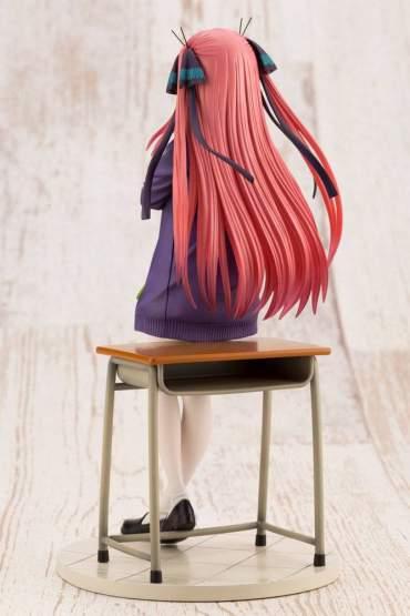 Nino Nakano Bonus Edition (The Quintessential Quintuplets) PVC-Statue 1/8 22cm Kotobukiya