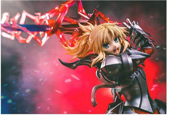 Saber/Mordred Clarent Blood Arthur (Fate/Grand Order) PVC-Statue 1/7 30cm Good Smile Company