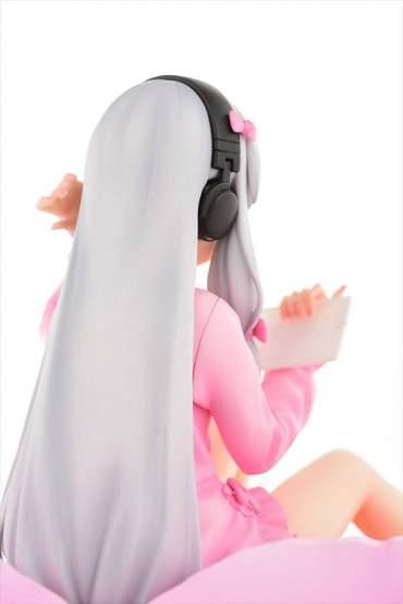 Sagiri Izumi Imouto To Akazu No Ma Frontispiece Version (Eromanga Sensei) PVC-Statue 1/6 14cm Orca Toys