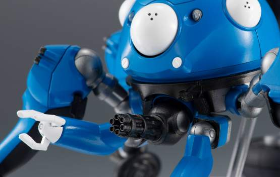 Side Ghost Tachikoma Stand Alone Complex_2045 (Ghost in the Shell) Robot Spirits Actionfigur 8cm Bandai Tamashii Nations
