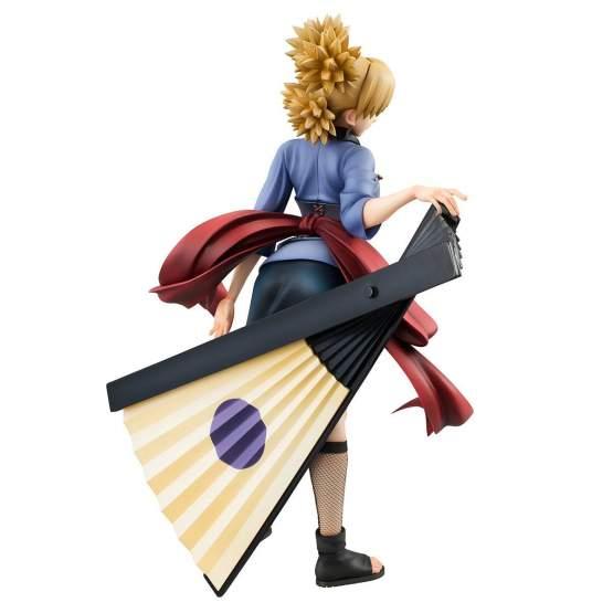 Temari (Naruto Shippuden) Naruto Gals PVC-Statue 21cm Megahouse