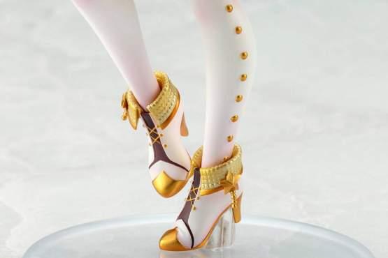 Uzuki Shimamura Party Time Gold Version (The Idolmaster Cinderella Girls) PVC-Statue 1/8 22cm Kotobukiya
