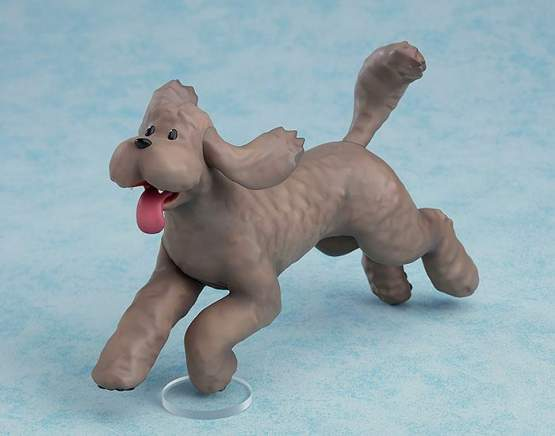 Yuri, Victor & Makkachin (Yuri!!! on Ice) PVC-Statue 1/8 23cm Good Smile Company