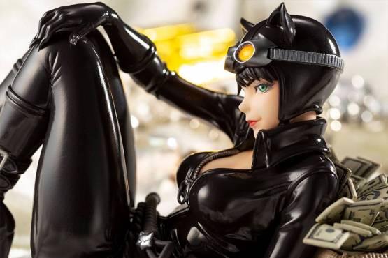 Catwoman Returns Bishoujo (DC Comics) PVC-Statue 1/7 9cm Kotobukiya