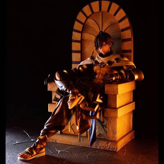Rider / Ojiman Diaz / Ozymandias (Fate/Grand Order) PVC-Statue 1/8 20cm Megahouse