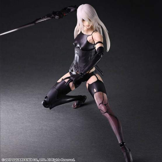 A2 YoRHa No. 9 Type S Deluxe Version (NieR Automata) Play Arts Kai Actionfigur 25cm Square Enix