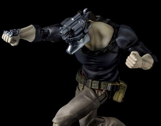 Juzo Inui (No Guns Life) Actionfigur 1/12 17cm 1000toys