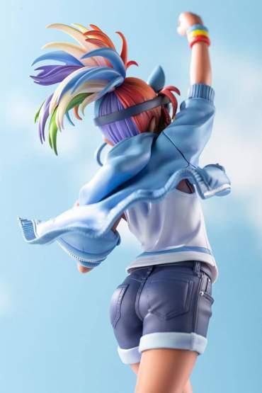 Rainbow Dash Bishoujo (Mein kleines Pony / My little Pony) PVC-Statue 1/7 24cm Kotobukiya