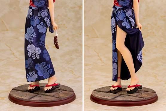 Satsuki Amamiya Illustration by Kurehito Misaki (Original Character) PVC-Statue 1/6 27cm Skytube/Alphamax