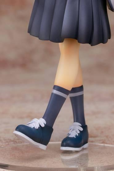 Natsumi Koshigaya (Non Non Biyori Movie Vacation) PMMA (PVC-L)-Statue 1/7 21cm Fots Japan