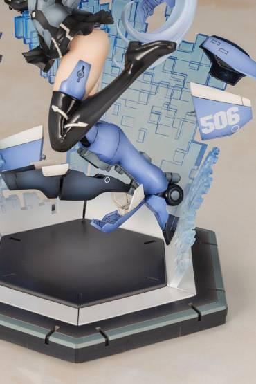 Stylet Session Go!! (Frame Arms Girl) PVC-Statue 24cm Kotobukiya
