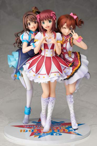 10th Anniversary Memorial (The Idolmaster Master of Idol World) PVC-Statue 1/8 21cm Aniplex