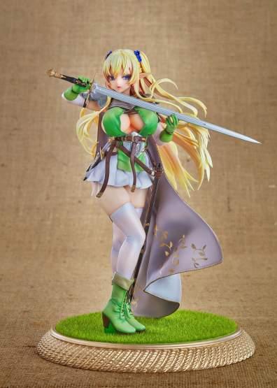 7th Villager Sylvia Antenna Shop LTD (Original Character Elf Village Series) PVC-Statue 1/6 25cm Vertex