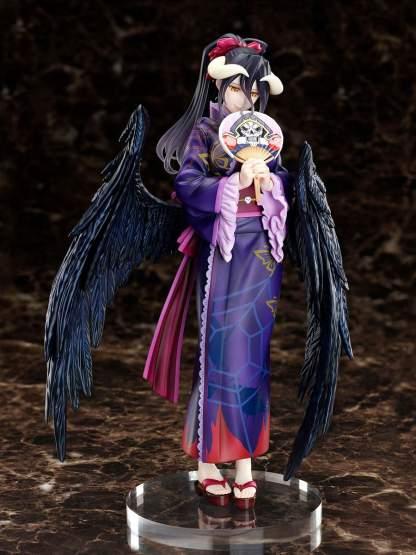 Albedo Yukata Version (Overlord) PVC-Statue 1/8 23cm FuRyu