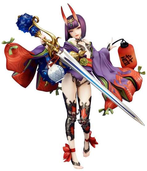 Assassin/Shuten Douji (Fate/Grand Order) PVC-Statue 1/7 24cm Ques Q