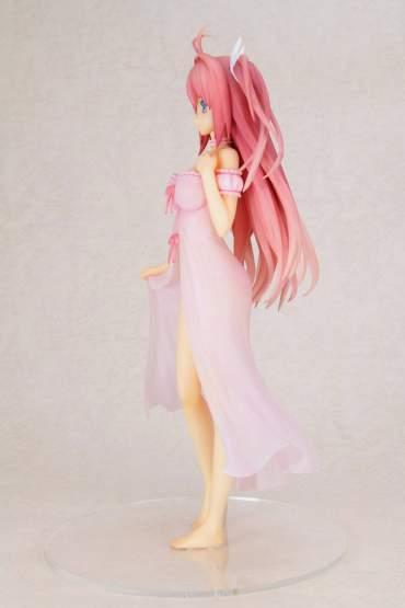 Asuka Kurashina Baby Doll Pink Color Version (Aokana Four Rhythm Across the Blue) PVC-Statue 1/7 23cm Bellfine