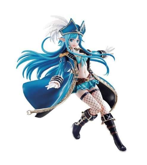 Asuna Pirate Version (Sword Art Online: Memory Defrag) Ichibansho PVC-Statue 17cm Bandai